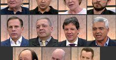 #Operaçãotimbeta #rpdv Veja as entrevistas dos candidatos a prefeito de São Paulo para o G1