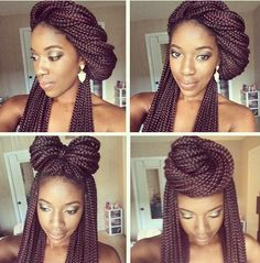I will definitely try this the next time I have braids.