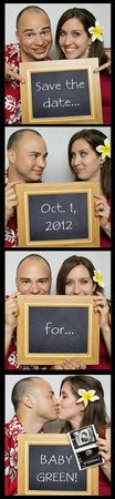 Photo pregnancy announcements