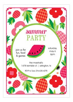 Eat, Drink, and Be Merry with Polka Dot Design | Polka Dot #Blog  #SummerPartyIdeas