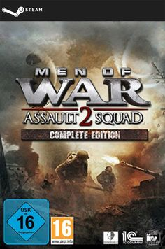Men of War: Assault Squad 2 - Complete Edition (STEAM KEY) DIGITAL