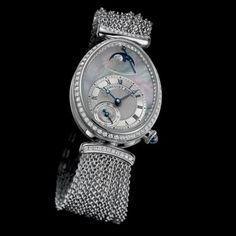 Breguet - Reine de Naples Bracelet Fils d'Or Love it !!!