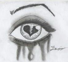 Augen Zeichnungen Traurig Augen Traurig Zeichnungen Heart Drawing Broken Heart Drawings Broken Drawings