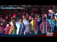 Iniciando Fiestas Poncitlan 2015 - Sonora Brass