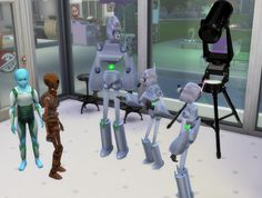 31 Best A Robot Sims 4 stuff images in 2017 | Sims cc, My