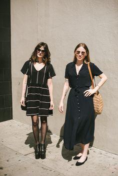 Street Style en Los Angeles, abril de 2017 © Cecilia Álvarez-Hevia Arias