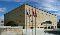 ArtChist: Palacio Congresos de Castilla y León en Salamanca | Navarro Baldeweg | Cúpula de hormigón