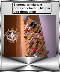 Prototipi Italia: Porta rocchetti di filo,per uso casalingo
