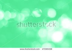 Abstract blur green background