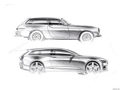 2014 Volvo Estate Concept Wallpaper