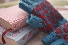diamond cheetah print gloves -- sirenstitcher knits