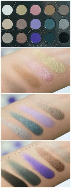 Zoeva Cool Spectrum palette