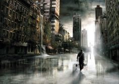45 Matte Painting Photoshop (PSD) Tutorials and 3D