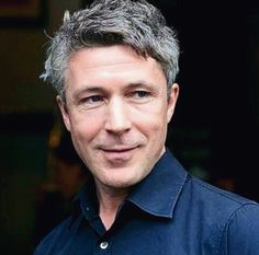 AIDAN GILLEN and Irish actro. Played in The Game of Thrones as Petyr Baelish. Also played in The Dark Knight Rises, Channel 4, The Wire, Love/Hate and Queer as Folk.