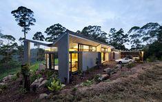 Name: Montville Residence | Architect: Sparks Architects | Location: Montville, Australia | Year: 2012