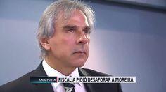 """Moreira: """"La mano política se tomó la Fiscalía para golpear a la oposición"""""""