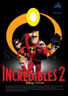 ผลการค้นหารูปภาพสำหรับ Incredibles 2 poster