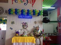 Área del pastel