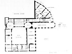 Peles castle floor plan 3rd floor architectural floor plans 11 hotel lambert deuxieme etage malvernweather Choice Image
