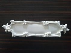 Ornament Nr.252e ca.11,5x2,7cm € 1,50 Pie Dish, Ornaments, Light Switches, Electrical Outlets, Embellishments, Ornament