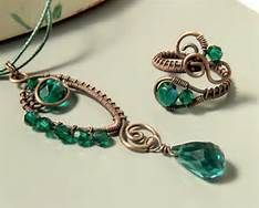 wire jewelry design ideas - Bing Images