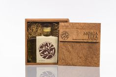 Moria Elea Wooden Gift Box,Ideal and unique personal or corporate gift