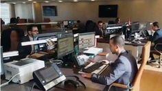 Postes opérateurs I-Kube pour la salle des marchés du Crédit Agricole du Maroc