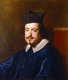 Cardinal Camillo Massimi (1620–1677) Diego Velázquez 1599–1660, Spanish
