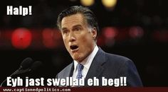 Political Humor - Captioned Political Pictures for Mitt Romney