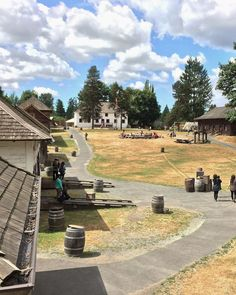 It's so awesome that you can visit a historic site like Fort Langley National Historic Site @fortlangleynhs so close to the city! I visited it with my friend @metooplease a little over a year ago as part of #MyNationalQuest to visit every National Historic Site and National Park in Canada. I'm sharing it here as part of #BeautifulBCMonth - where I'll be sharing 1 or 2 pics from my #BC travels each day throughout the month.