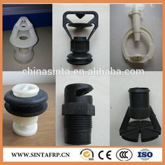 Nozzle Polypropylene Distribution Of Cooling Tower Cooling Tower