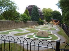 Ham and Egger Files - Crazy Golf and Gluten Free