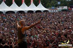 Ed Kowalczyk @ Bospop, Weert, Netherlands, july 7 2012