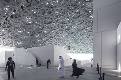 Gallery of Jean Nouvel's Louvre Abu Dhabi Photographed by Laurian Ghinitoiu - 14