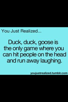 haha, so true :)