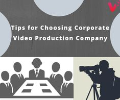 Tips for Choosing Corporate Video Production Company Production Company, Video Production, Film Company Logo, Film Logo, Film Making, Video Film, Marketing Strategies, Tv Commercials, Game Changer