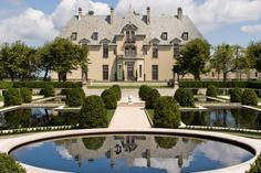 Oheka Castle, Long Island- a great getaway