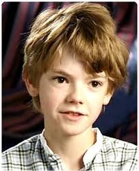 Thomas Brodie- Sangster (From Love Actually and Nanny McPhee) He is just so adorable!