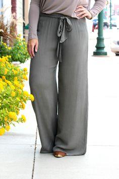 Trend Report Pants