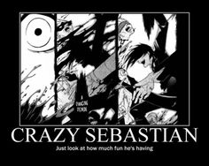 Keep calm and love Sebastian. | Sebastian Michaelis | Pinterest ...