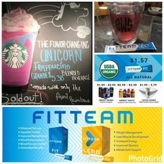300 people lining up to pay for 16 ounces of overpriced fat, chemicals, and sugar at Starbucks today???...what I have is so much better for you in every way people!! And less expensive!! www.fitteam-fit.com