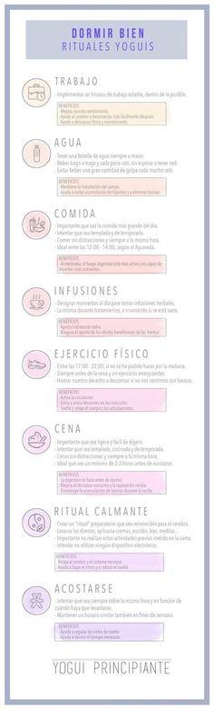 Los rituales ayurvédicos recomendados durante el día para dormir mejor | Yogui Principiante