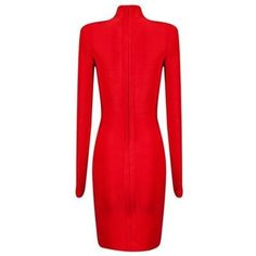 High Neck Dress, Couture, Long Sleeve, Sleeves, Shopping, Dresses, Fashion, Haute Couture, Moda