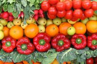 More on the functions of phytochemicals and a handy chart to that divides, defines, and provides examples of the different classifications of phytochemicals.
