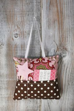 tooth fairy pillow with wand...how cute!