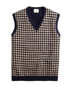 John Henry- -Men's Sweater Vest - Argyle | Sweater Addiction ...
