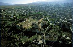 Ruinas Romanas en Baalbek Líbano