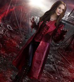 Scarlet witch edit