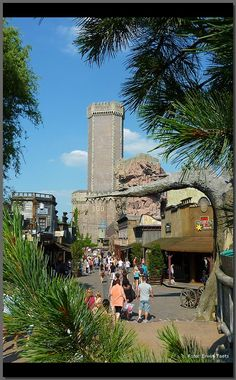 Cowboy Village and Mystery Castle
