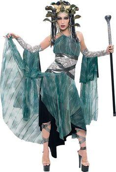 Adult Medusa Costume